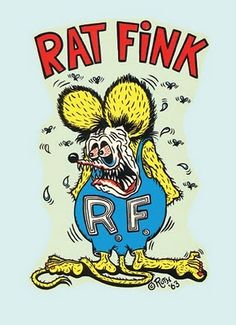"ED ROTH /""RAT FINK/""  ANTENNA BALL BRIGHT YELLOW GIFT ITEM HARD TO FIND!"