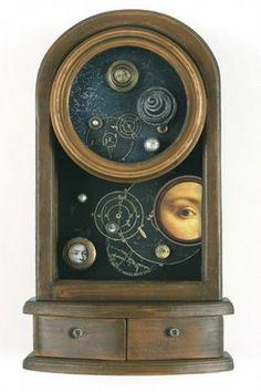 "Kass Copeland, ""Inter-Dimensional Peepholes"" (2009)"