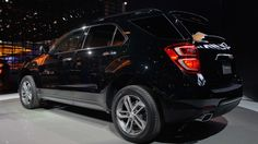 2016 Chevy Equinox brings its revised face to Chicago