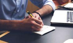 Kostenloses Bild auf Pixabay - Schreiben, Planen, Geschäft, Start