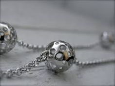 Kuvahaun tulos haulle hopeakoru 60 luku pallo vitali