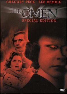 The Omen (1976)  Director: Richard Donner  Cast: Gregory Peck, Lee Remick, David Warner, Billie Whitelaw, Patrick Troughton, Harvey Stephens