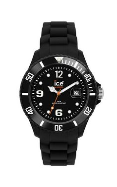 Armbanduhr, ice® watch, »Sili forever - Black - Unisex (SI.BK.U.S.09)«
