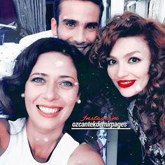 Aslında olan... Hayat And Murat, Hande Ercel, Best Couple, True Love, Turkey, Couples, Celebrities, Fashion, Moda
