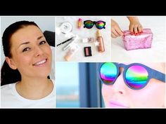 Warme zomerdag make-up look | Beautygloss - YouTube