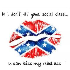 Ass jack rebel flag