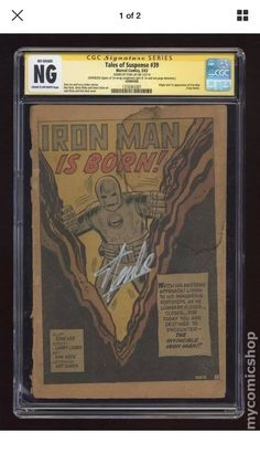 Tales Of Suspense, Iron Man, Baseball Cards, Iron Men