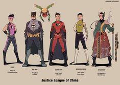 Justice league china comic comics, detective comics и dc com Marvel Comic Universe, Comics Universe, Marvel Vs, Superhero Characters, Dc Characters, Dc Comic Books, Comic Art, Dc Comics, Fictional Heroes