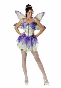 Naughty Nymph Adult Costume