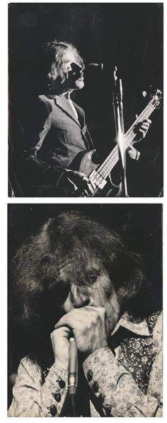 Jack Bruce CREAM era Cream Eric Clapton, Jack Bruce, Blind Faith, Led Zeppelin, Playing Guitar, Music Stuff, Holy Spirit, Rolling Stones