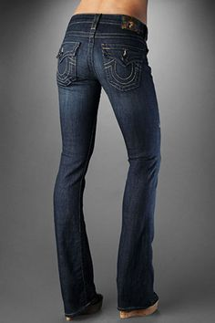 """True Religion jeans on sale Red and cream twill Buddha patch at waist  Stainless buttons and copper rivets Zip fly and button closure Back flap pockets with our signature """"U"""" embroidery  99% cotton, 1% spandex  7 1/2"""" front rise  12 1/2"""" back rise  35"""" inseam  15 1/2"""" leg opening  Machine wash cold http://www.8minzk.com/f/True-Religion-Cheap/"""