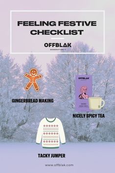 🎄 Embrace the mood with this that wants you to make gingerbread and drink tea in the most tacky you can get your hands on 🍪 Forest Fruits, Christmas Jumpers, Drinking Tea, Spice Things Up, Gingerbread, Herbalism, Festive, Spicy, Hands