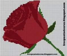 . Shabby Chic, Cross Stitch, Disney Characters, Embroidery Ideas, Block Prints, Ideas, Home Deco, Flowers, Roses