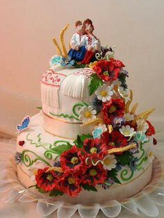 russian wedding cake traditions 1000 images about ukrainian wedding cakes on 19482