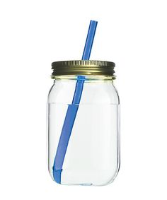Take a look at the Blue Moonshine Shindig Glass Mason Jar on #zulily today!