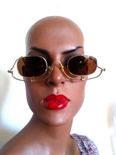 Funky+Vintage+Flip+Up+&+Down+Sunglasses+by+HarlemRagShop1934,+$120.00