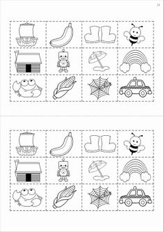 Phonics Letter of the Week Bb {FREE}. A HUGE unit (81 pages) with all that you need for a letter of the week curriculum. A page from the unit: Cut and paste letter sound activity: Kids say the name of each picture and identify where the sound is heard: beginning, middle or end of the word.