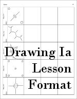 Free drawing lessons at donnayoung.org