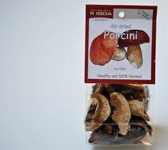 Magic Mushroom Powder for the Condiment Calendar!