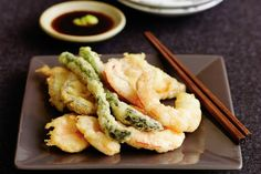 Stasera #tempura, la famosa frittura alla giapponese!