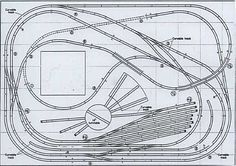 lionel track layout plans 4 x 8 with 452259987563718378 on 452259987563718378 likewise