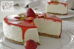 Torta fredda allo yogurt (5)