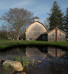 """Barn Reflections"" | Flickr - Photo Sharing!"