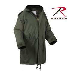 Rothco М-51 Куртка рыбий хвост