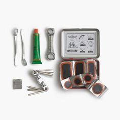 Gentlemen's Hardware® bicycle repair kit