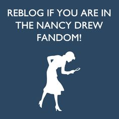 Nancy Drew For Life
