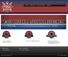 Frisco Baseball & Softball Association