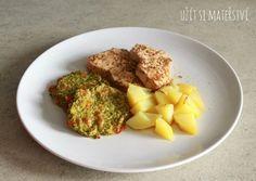 Měla jsem doma hodně brokolice, kterou bylo potřeba zpracovat. Brokolicová polévka byla nedávno, brambory zapečené s brokolicí taky, tak js...