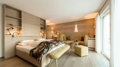 Wellness Hotel & Spa im Ferienland Kufstein Spa Hotel, Wellness, Modern, Bed, Furniture, Home Decor, Environment, Homes, Homemade Home Decor