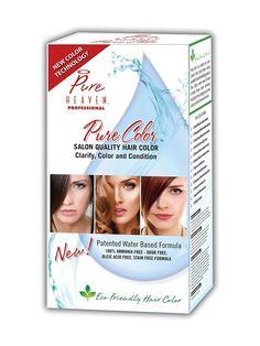 Pure Heaven Professional Hair Color (Chestnut Brown-Medium Brown) >>> Visit the image link more details.