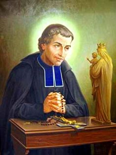S. Luigi Maria de Montfort https://www.facebook.com/notes/il-santo-rosario/s-luigi-maria-de-montfort/710453269008659
