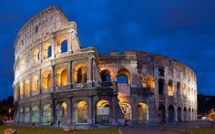 Colosseum, Rome (Italy)