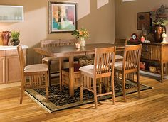 Aspen Casual Dining Collection #RaymourandFlanigan