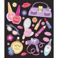 Make Up Stickers