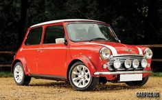 I want one so badly!!!  So obsessed with 1998 Mini Cooper