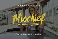 Mischief Font from FontBundles.net