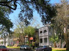 Savannah, Georgia's victorian district