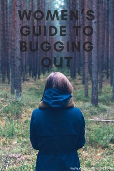 Because our needs, limitations and abilities are different, what goes in your bug-out bag is different from what goes in a man's. The following list is here to guide women— single or partnered—on how-to pack a bug-out bag.