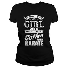 Happy with coffee and Karate- 0416