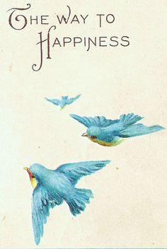 ideas blue bird flying tattoo bluebirds for 2020 Vintage Birds, Vintage Postcards, Vintage Art, Bluebird Vintage, Vintage Paper, Bluebird Tattoo, Tattoo Bird, Flying Tattoo, Bird Quotes