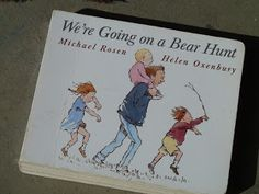 Little Happies: We're Going On a Bear Hunt!
