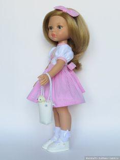 Комплект одежды для кукол Паола Рейна / Одежда для кукол / Шопик. Продать купить куклу / Бэйбики. Куклы фото. Одежда для кукол