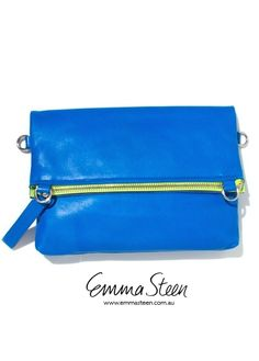 PIN TO WIN an Emma Steen 'Che' Handbag  my friend designed this :D so proud and it rocks big time!!!!