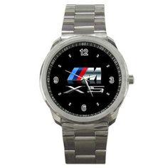 BMW X5 Logo Sport Metal Watch