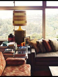 Bohemian Homes: Cosy nook