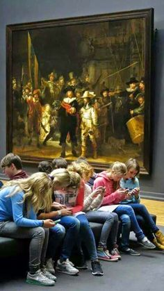 The Uncataloged Museum: What Do You See in This Picture from the Rijksmuseum?